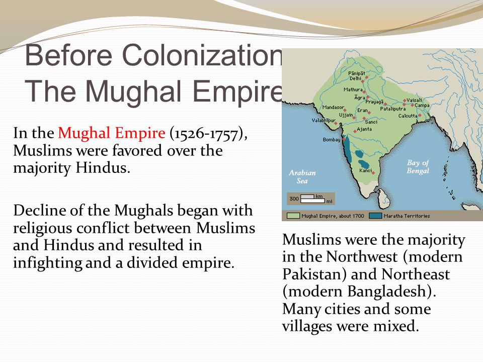 Before Colonization: The Mughal Empire