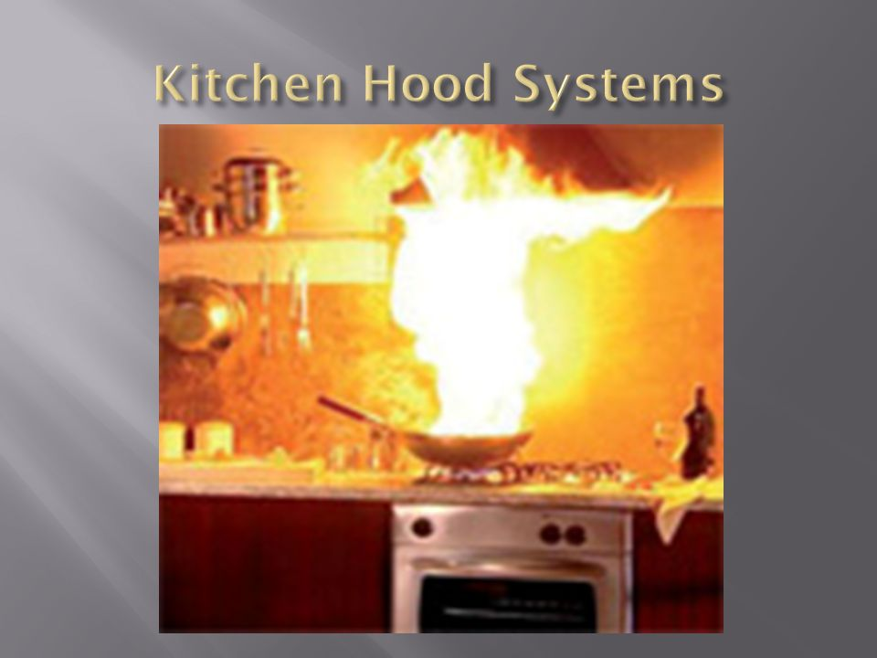 Kitchen Hood Systems