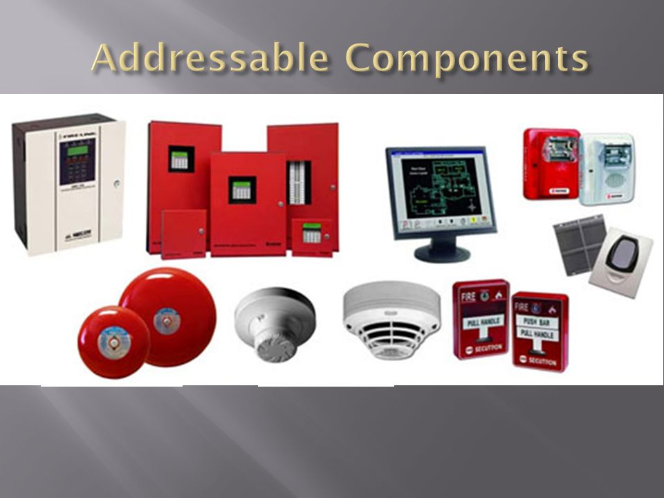 Addressable Components