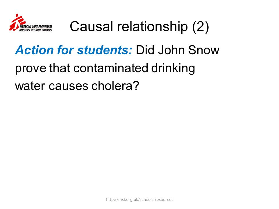 Causal relationship (2)