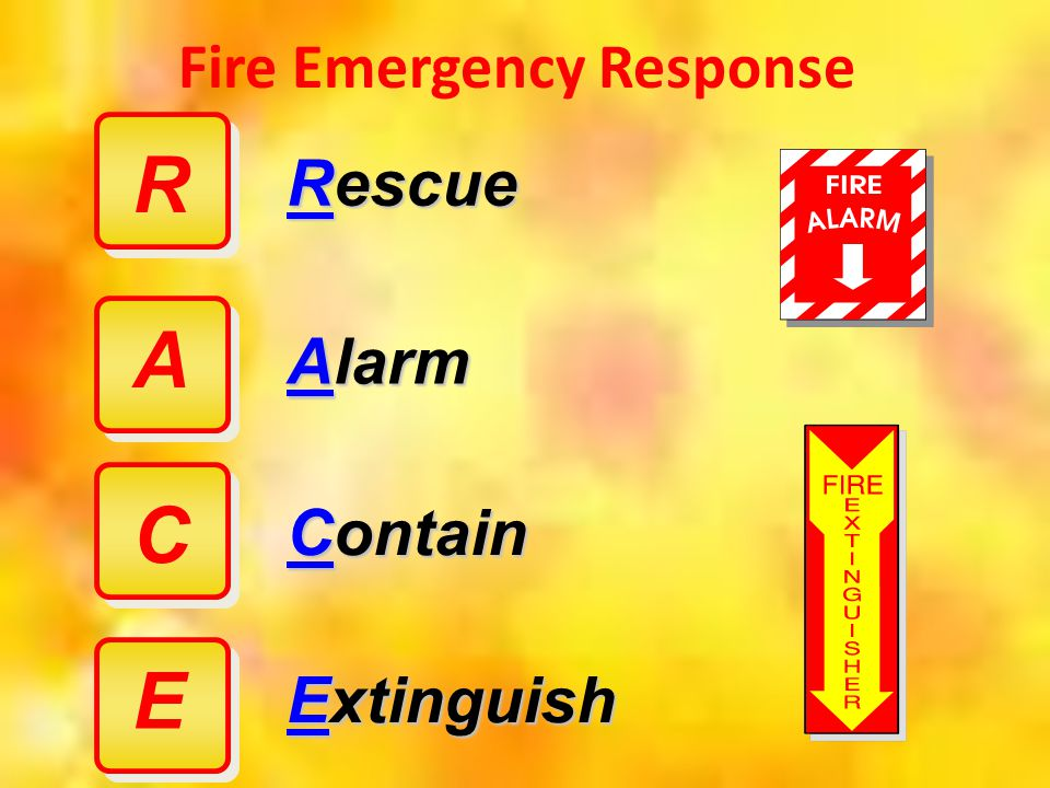 Fire Emergency Response