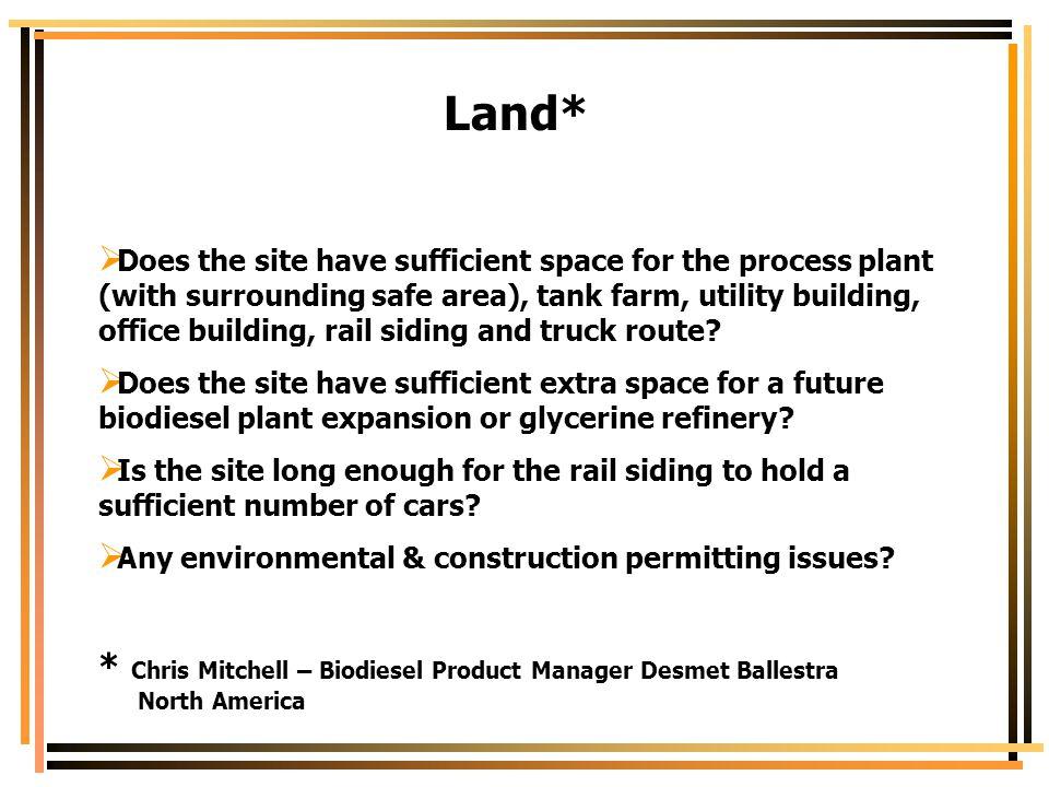 Land*
