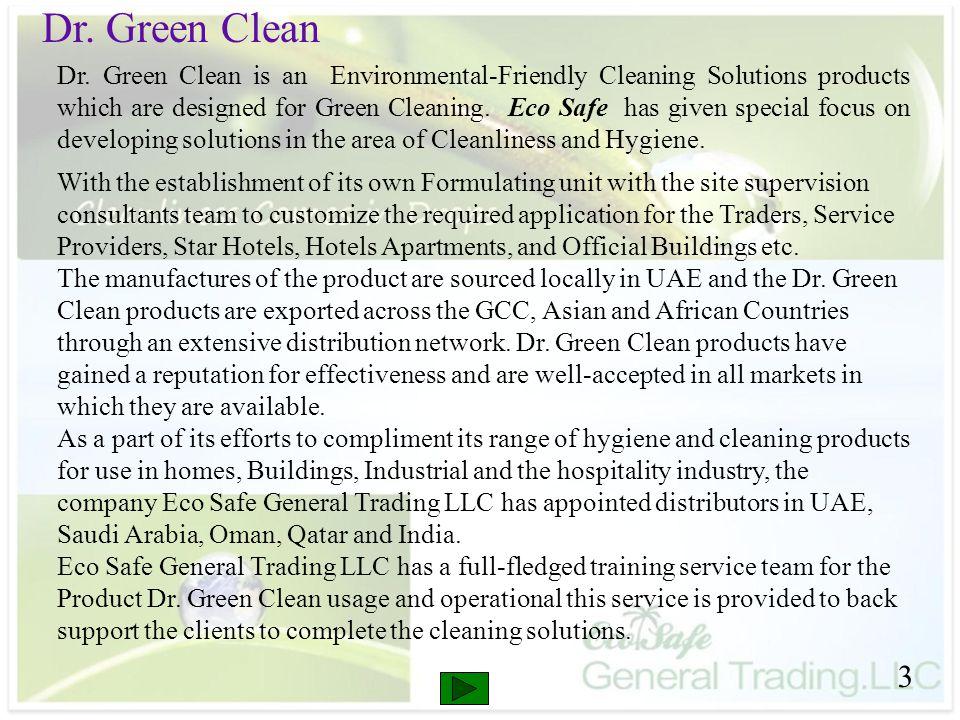 Dr. Green Clean