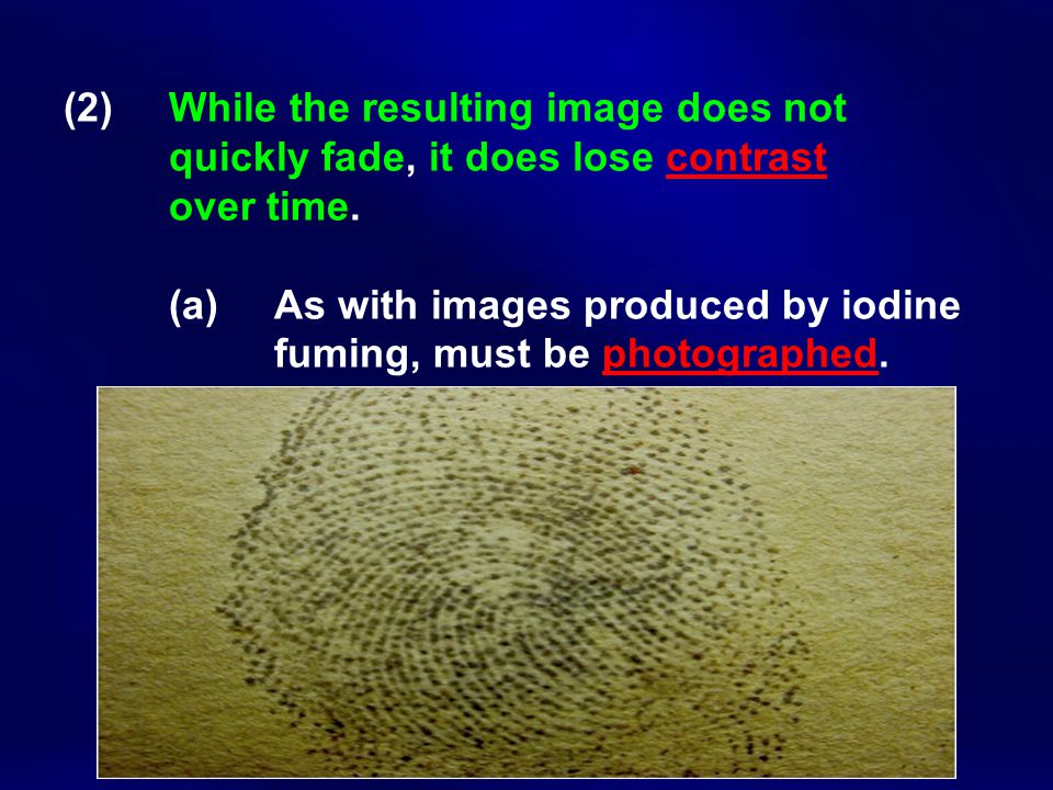 (2). While the resulting image does not