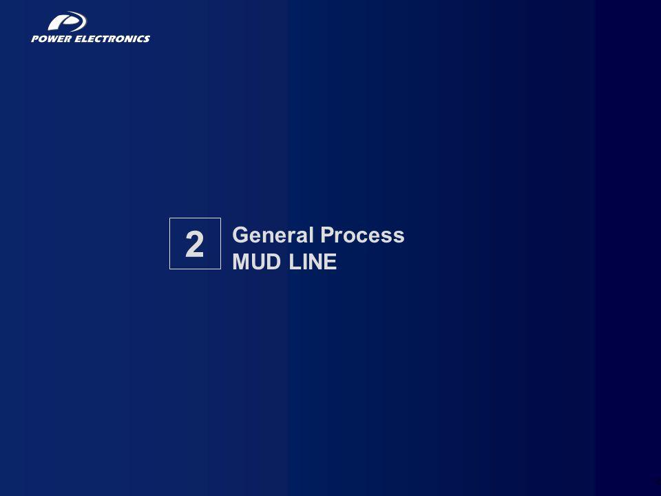General Process MUD LINE