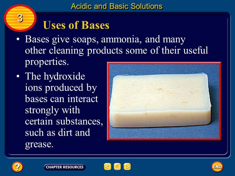 Acidic and Basic Solutions
