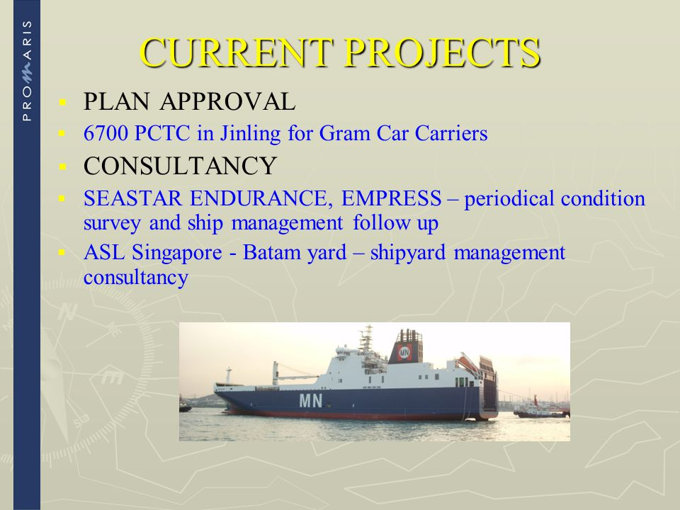 CURRENT PROJECTS PLAN APPROVAL CONSULTANCY