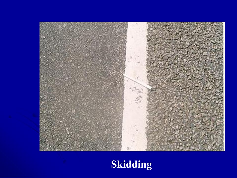 Skidding