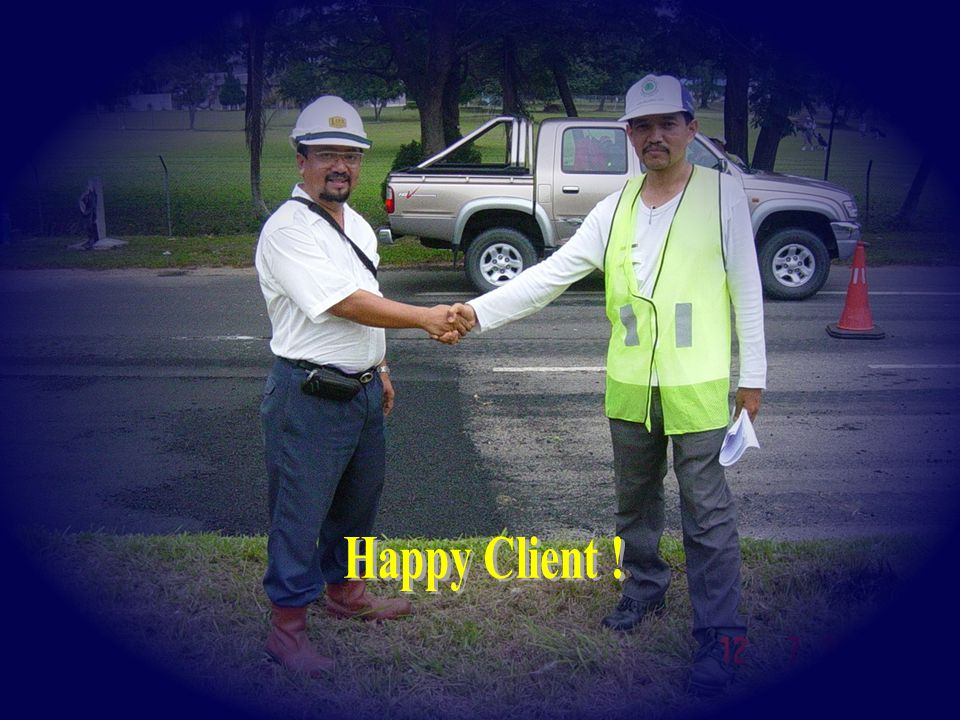 Happy Client !
