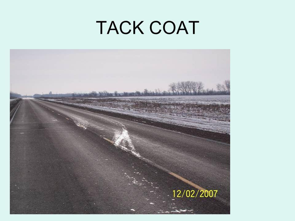 TACK COAT