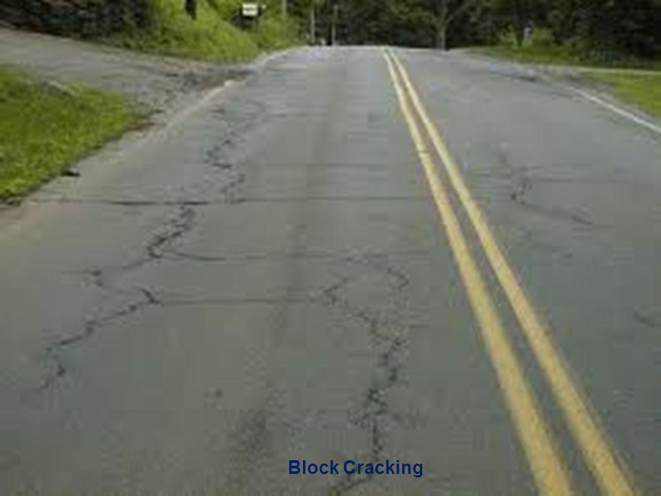 Block Cracking