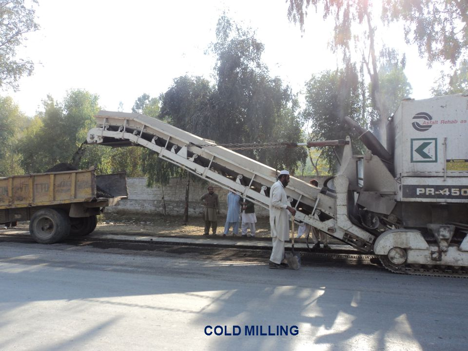 COLD MILLING