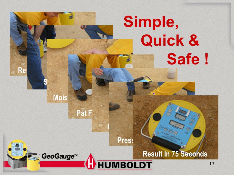Simple, Quick & Safe ! Remove Lose Material Smooth Surface