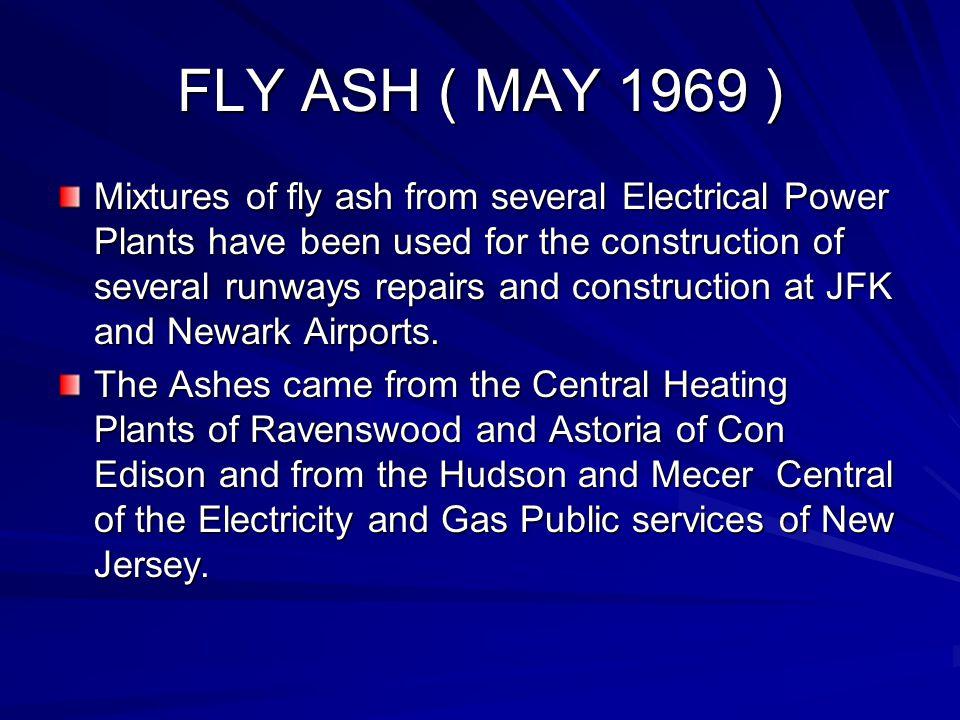FLY ASH ( MAY 1969 )