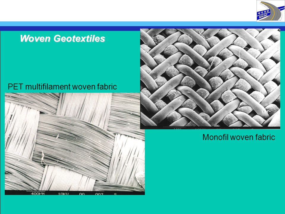 Woven Geotextiles PET multifilament woven fabric Monofil woven fabric