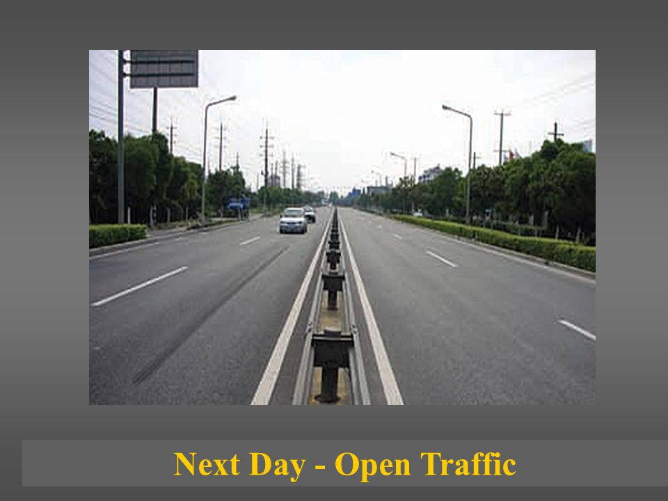 Next Day - Open Traffic