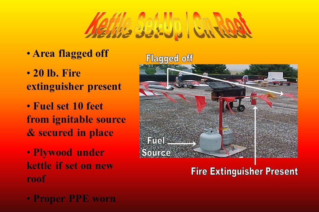 Fire Extinguisher Present