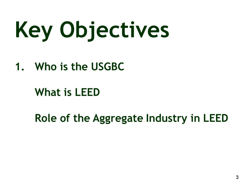 Sustainability in construction a leed primer ppt download for What is leed
