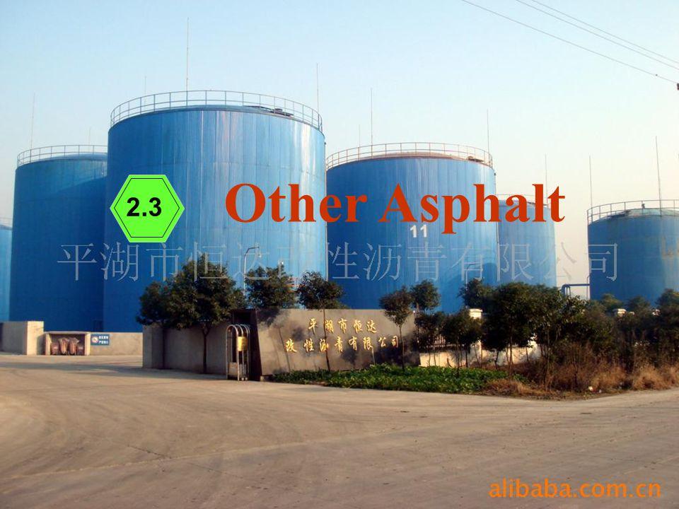 Other Asphalt 2.3