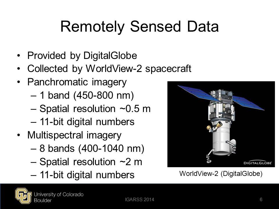 WorldView-2 (DigitalGlobe)