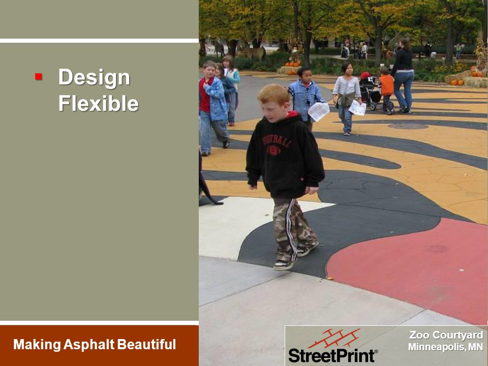 Design Flexible Zoo Courtyard Minneapolis, MN