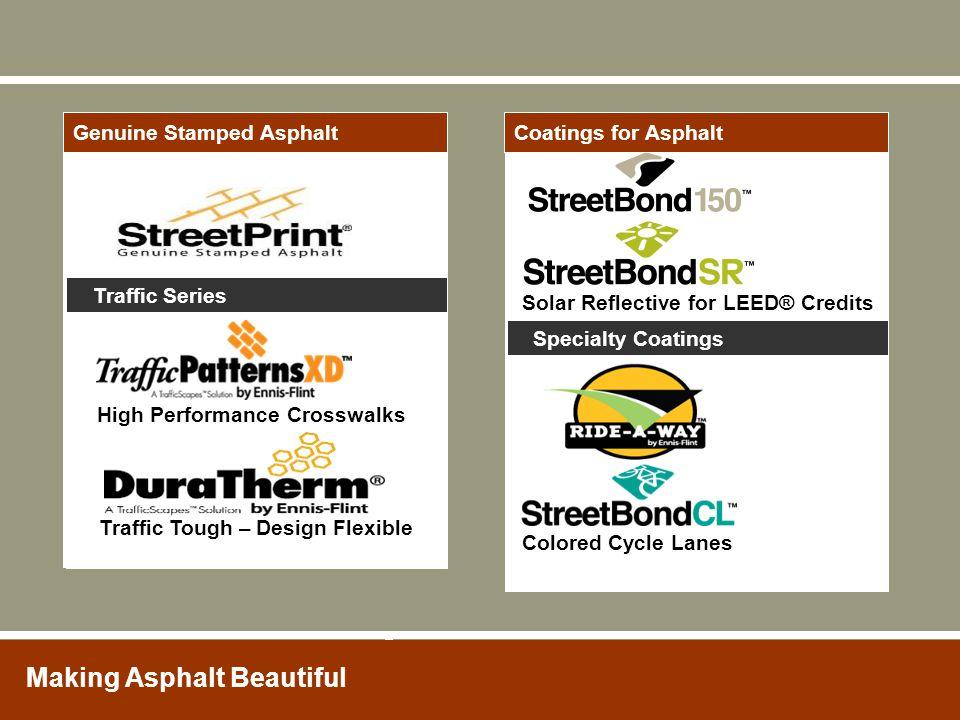 Genuine Stamped Asphalt