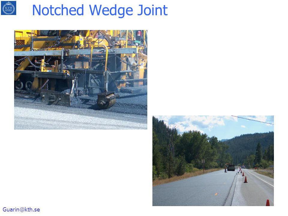Notched Wedge Joint