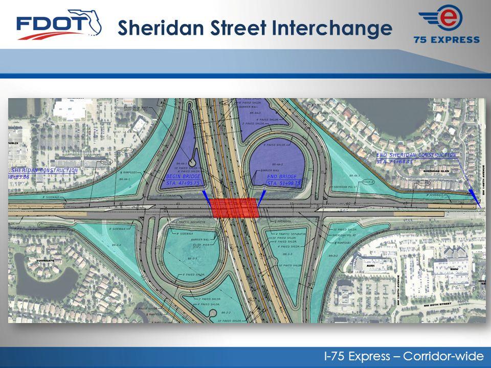 Sheridan Street Interchange