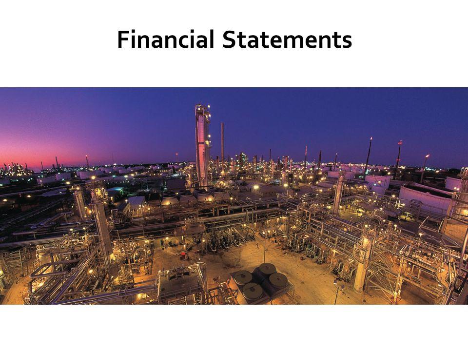 4747 Financial Statements