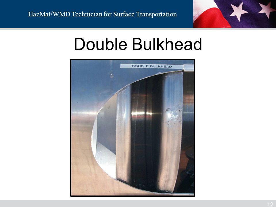 Double Bulkhead
