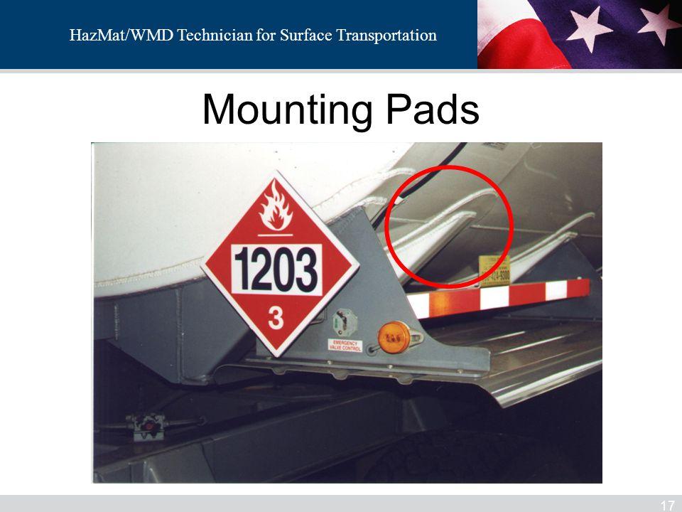 Mounting Pads