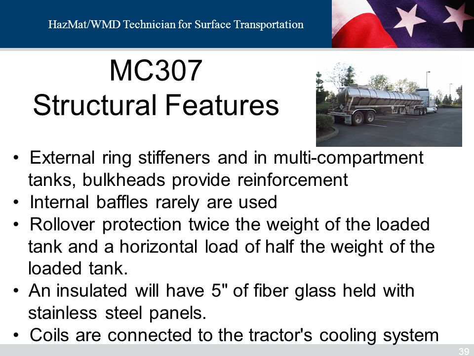 MC307 Structural Features