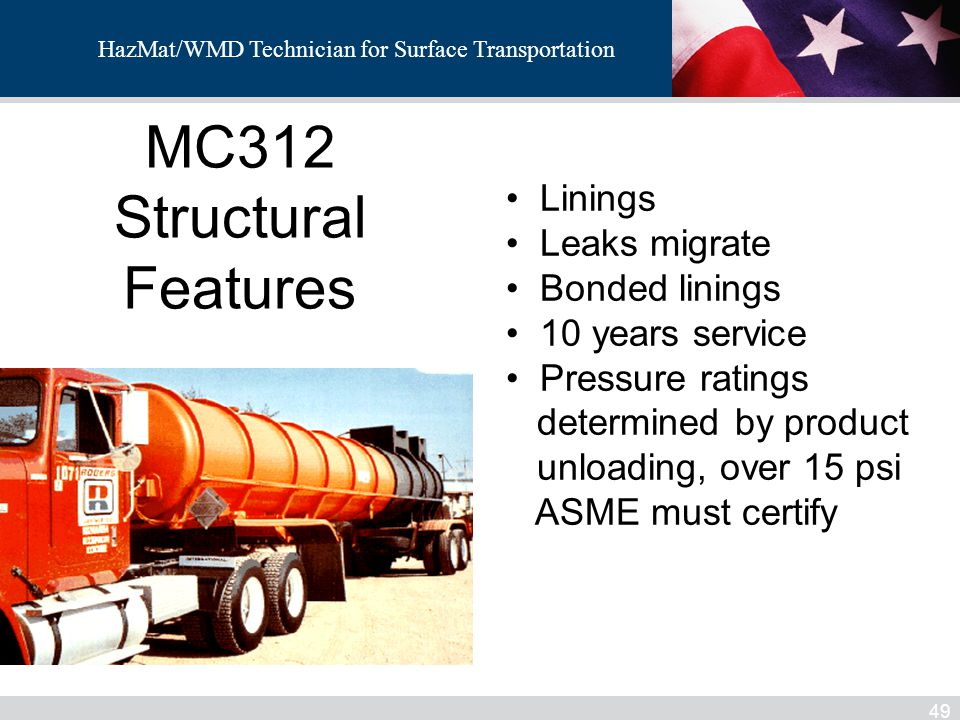 MC312 Structural Features