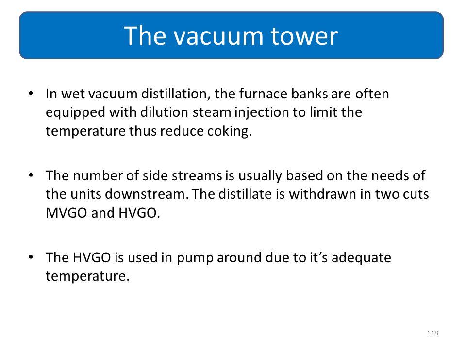 The vacuum tower