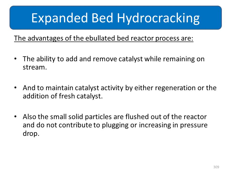 Expanded Bed Hydrocracking