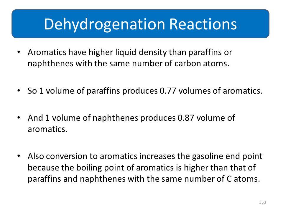 Dehydrogenation Reactions