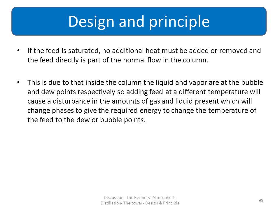 Design and principle