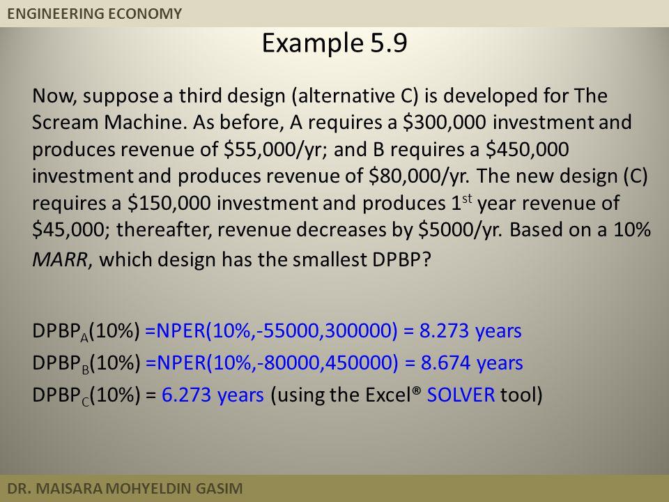 Example 5.9