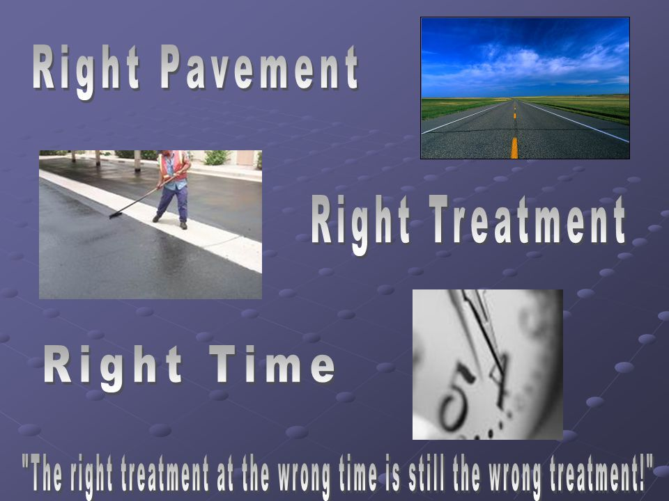 The right treatment at the wrong time is still the wrong treatment!