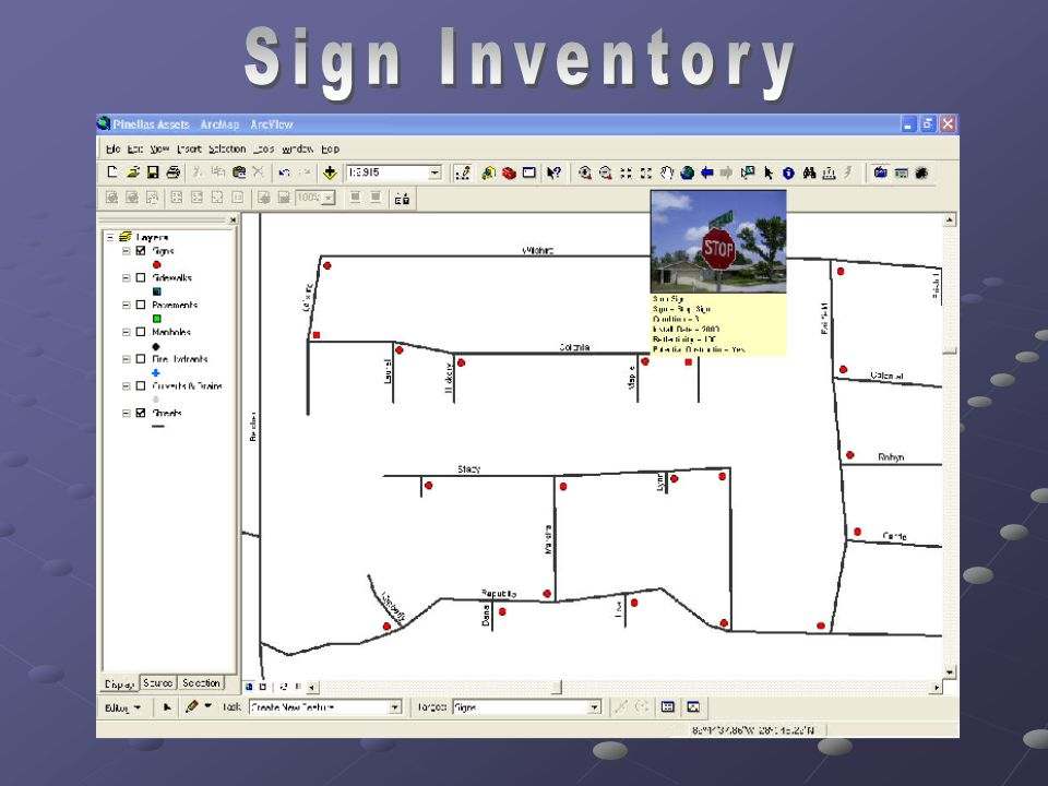 Sign Inventory
