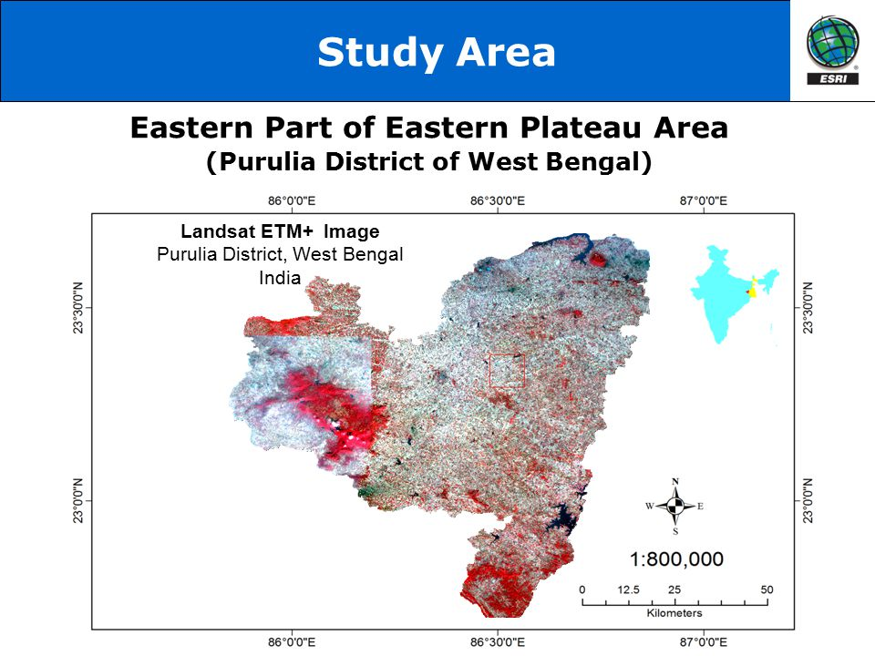 Eastern Part of Eastern Plateau Area (Purulia District of West Bengal)