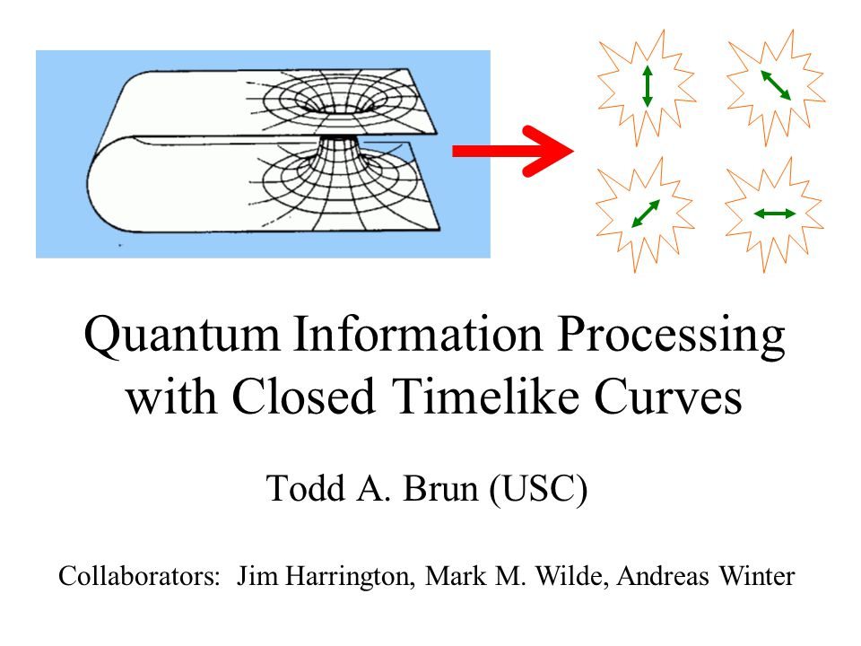 Quantum Information Processing with Closed Timelike Curves