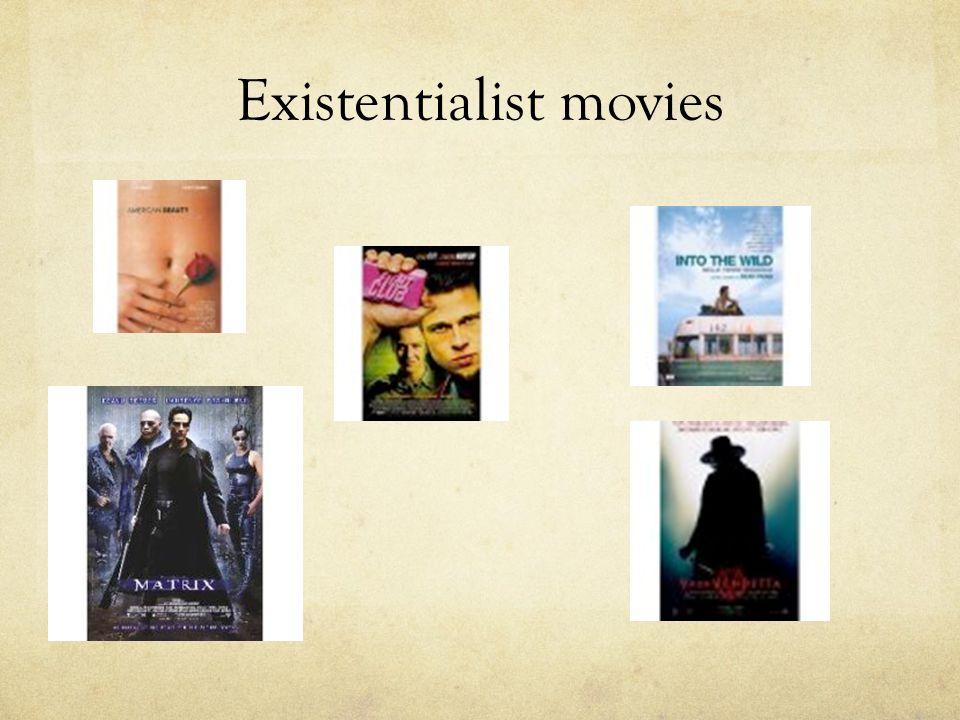 Existentialist movies