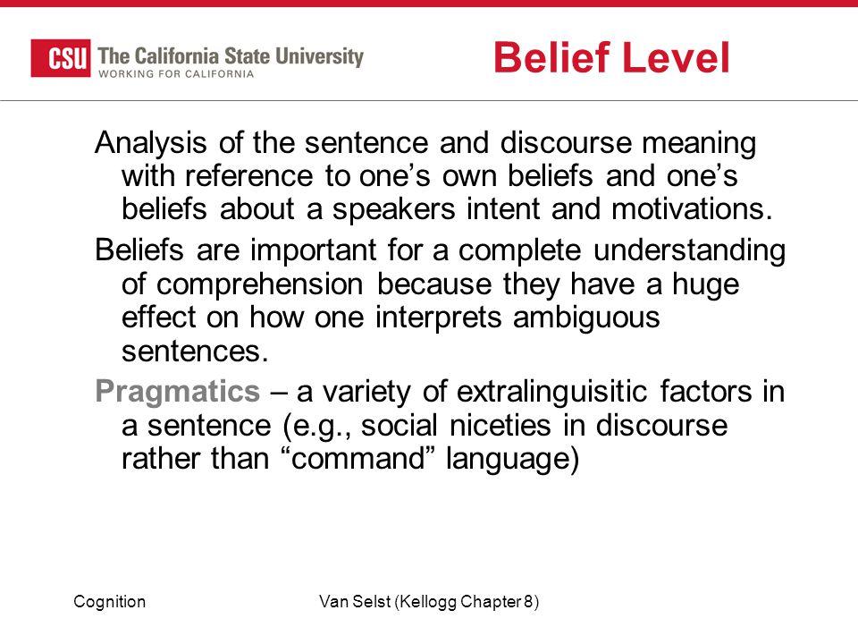 Van Selst (Kellogg Chapter 8)