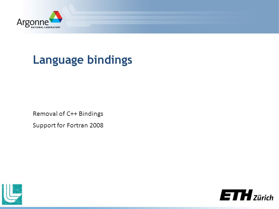 Removal of C++ Bindings Support for Fortran 2008