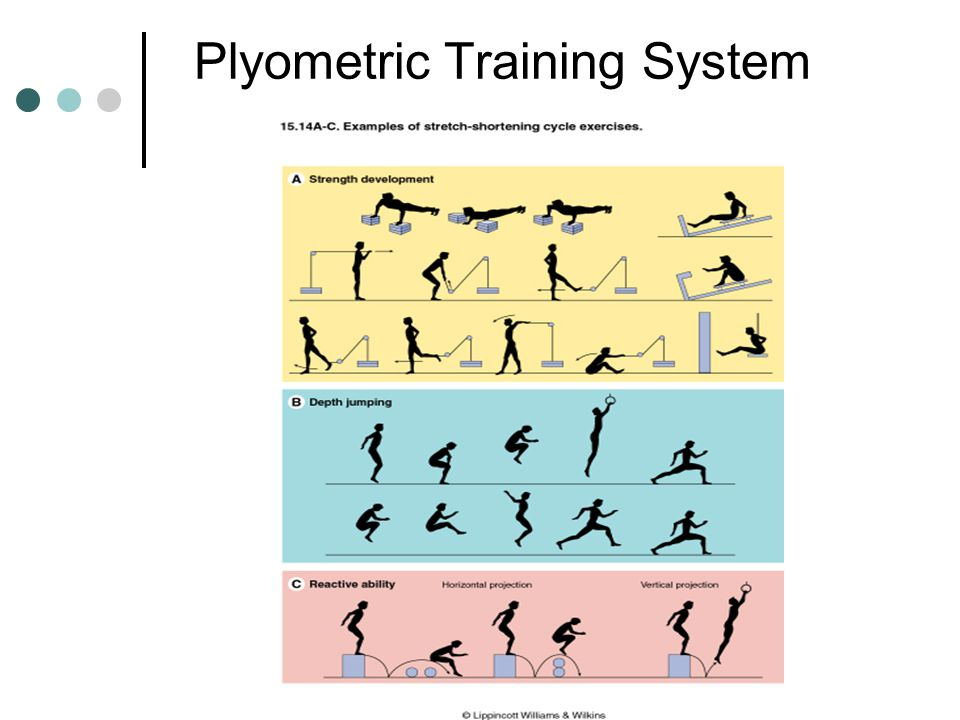 Plyometric Training System
