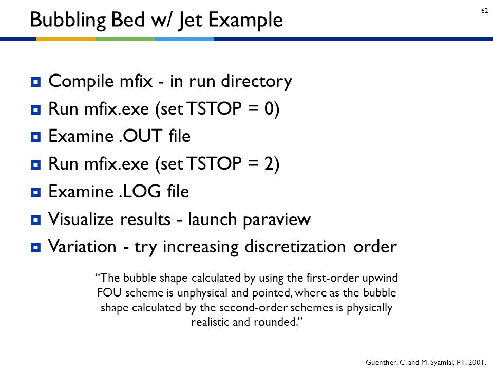 Bubbling Bed w/ Jet Example