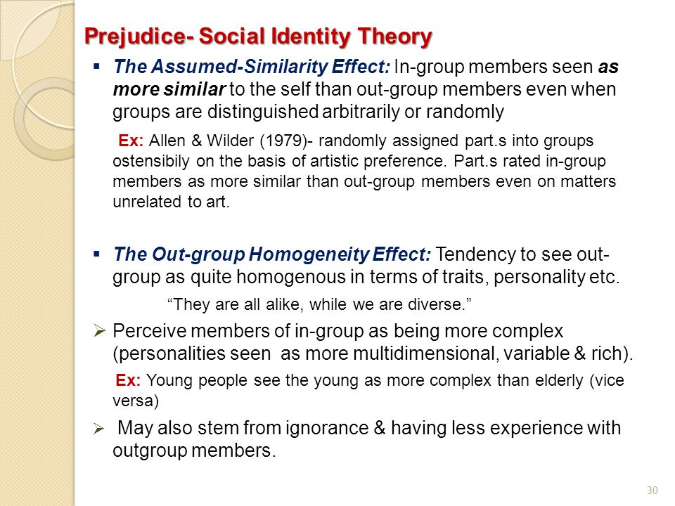 social identities and how they impact Adolescents define their social identities according to how they are similar to and differ from others, finding meaning in the sports, religious, school, gender, and .