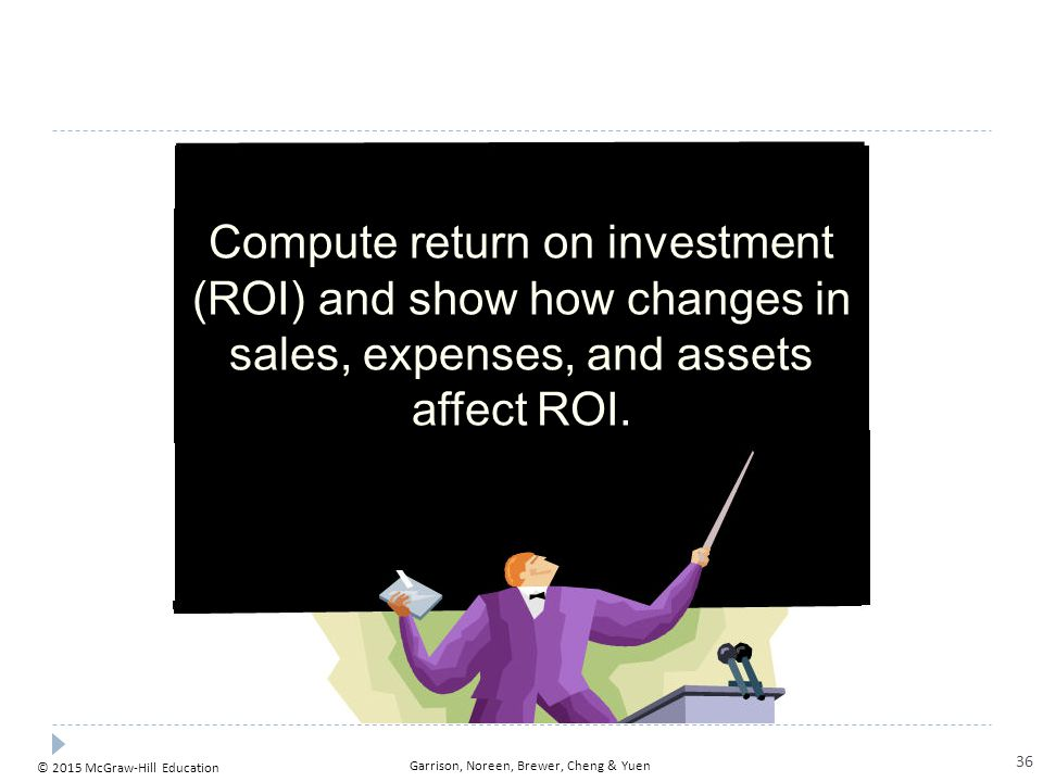 Return on Investment (ROI) Formula