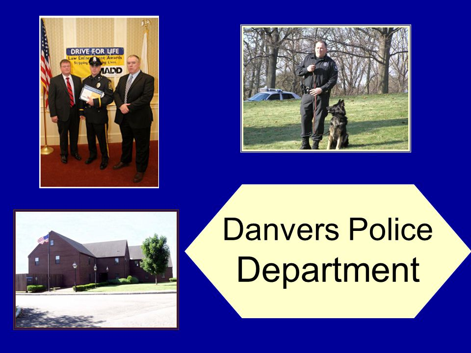 Danvers Police Department